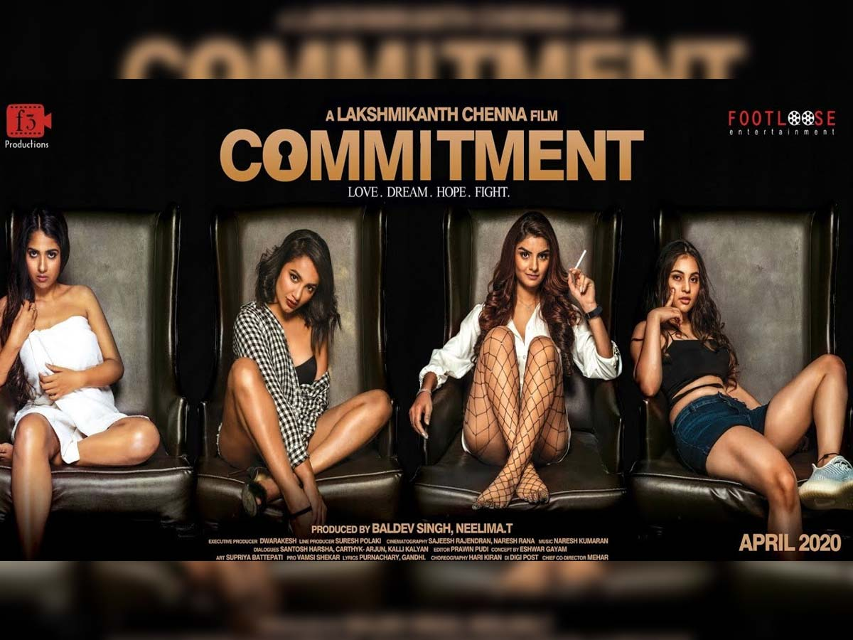 Commitment Tamil Dubbed TamilRockers