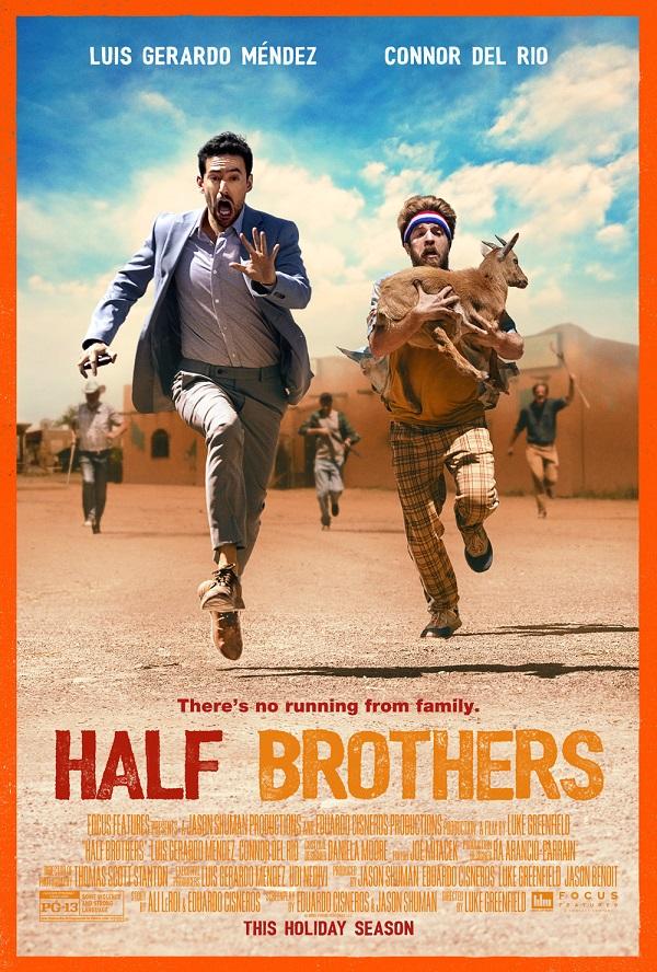 Half Brothers Tamil Dubbed TamilRockers