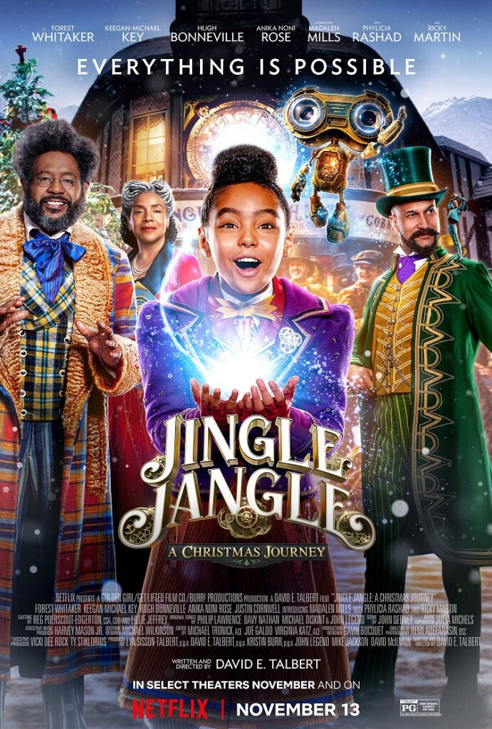 Jingle Jangle: A Christmas Journey Tamil Dubbed TamilRockers