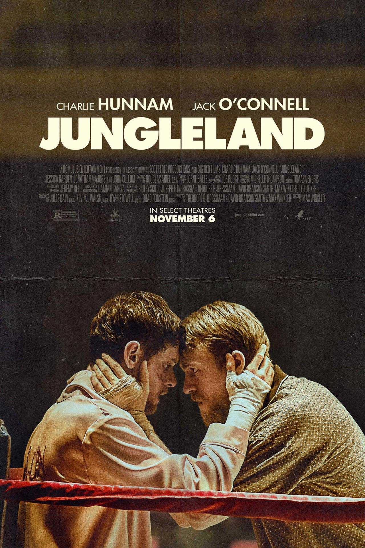 Jungleland Tamil Dubbed TamilRockers